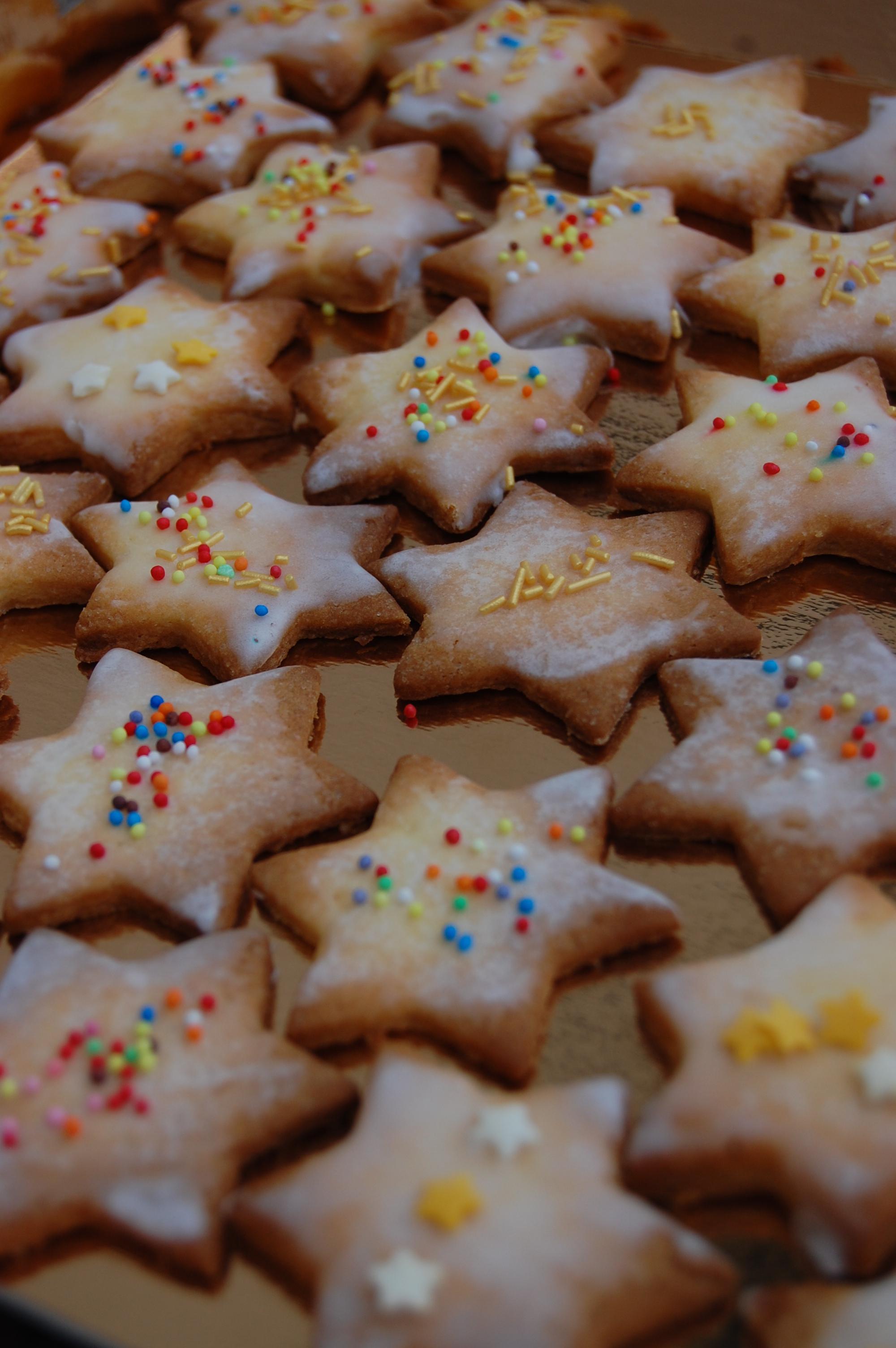 Recette de biscuit de noel au citron